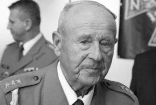"""Mjr Lucjan Deniziak ps. """"Orzeł""""."""
